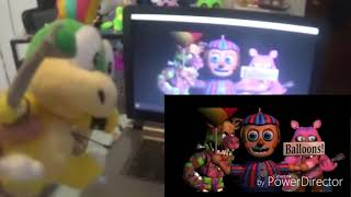 Lemmy Koopa Reacts To the Hottest Mashup Special By Blue Tronic Bear