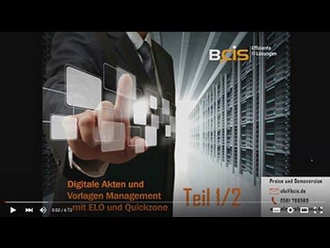 Download Digitale Akten mit ELO und Quickzone (Teil 1/2)