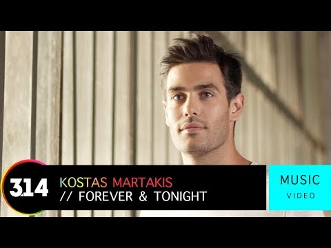Kostas Martakis - Forever And Tonight (Protogenesis Novel Soundtrack) Official Music Video HD