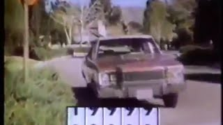 1977 Sears Shock Absorber Commercial  featuring 1976 AMC Matador Brougham
