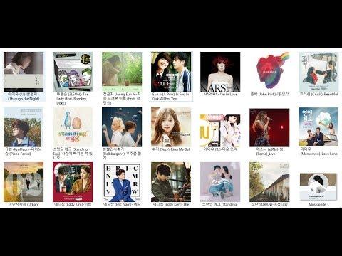 K- Romantic POP ♫  (20 songs)