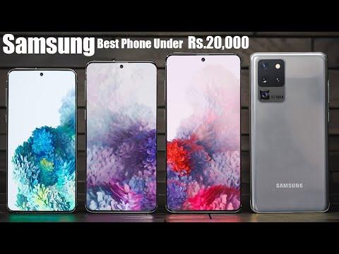 Top 5 Best Samsung Phone Under ₹20,000 $300