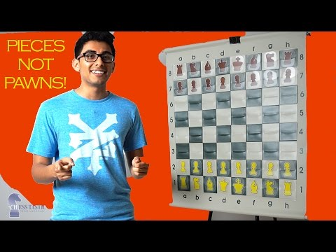 How to Play Chess Openings Lesson #3: Develop Pieces NOT Pawns!