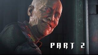 Wolfenstein: The New Order (2014) Gameplay / Walkthrough Indonesia Part 2 - LAB DEATHSHEAD