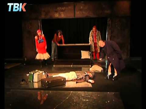 В театре Толстого готовят премьеру самого абсурдного спектакля