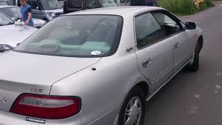 Видео-тест автомобиля Nissan Presea (PR11-029082, Sr18de, серебро, 1997г)