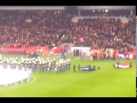 Olanda-Romania 2013 Amsterdam Arena