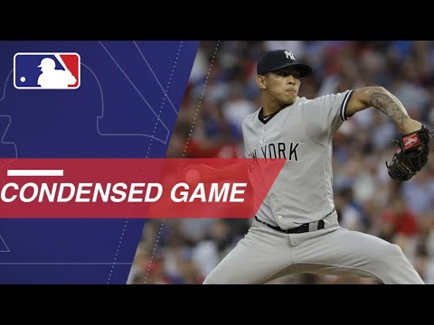 Condensed Game: NYY@PHI - 6/25/18