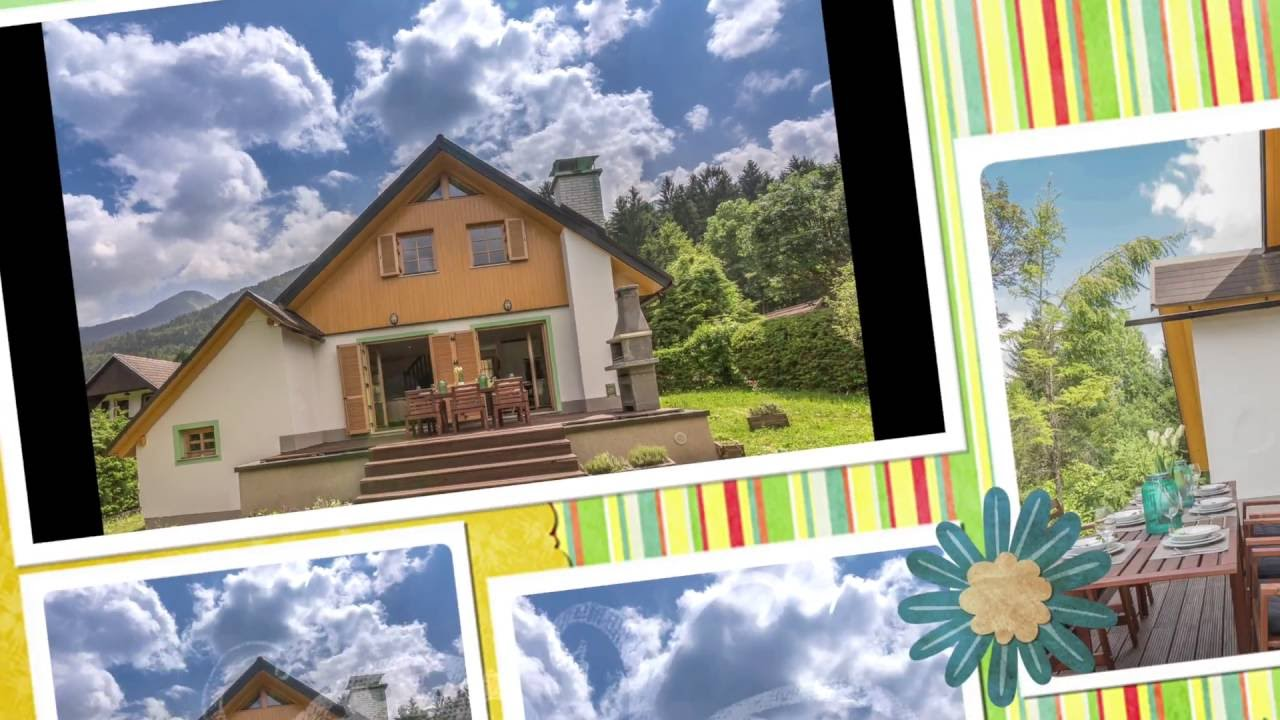 Chalet Planina Video   Beautiful Self Catering Chalet In Bohinj, Slovenia