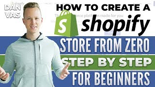 🤑Shopify Tutorial For Beginners - How To Set Up A Profitable Shopify Store Step By Step In 2019!