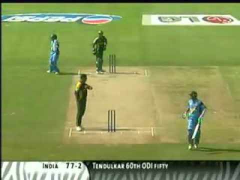 Sachin tendulkar's best inning in ODIs according to him (Sachin) -  against Pakistan in 2003 WC Travel Video