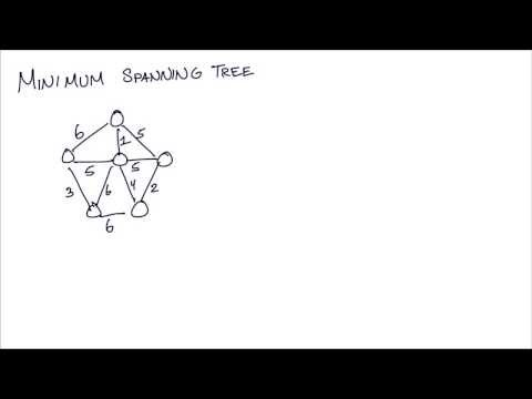 Solving the Minimum Spanning Tree Problem with Kruskal's Algorithm