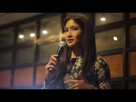 Talking Social with Anindya Putri (Puteri Indonesia 2015) - Millennials Berkarya 2017