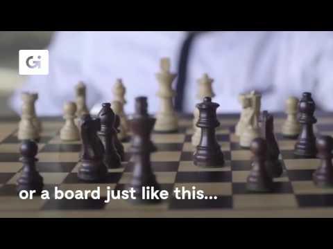 Magic chess board