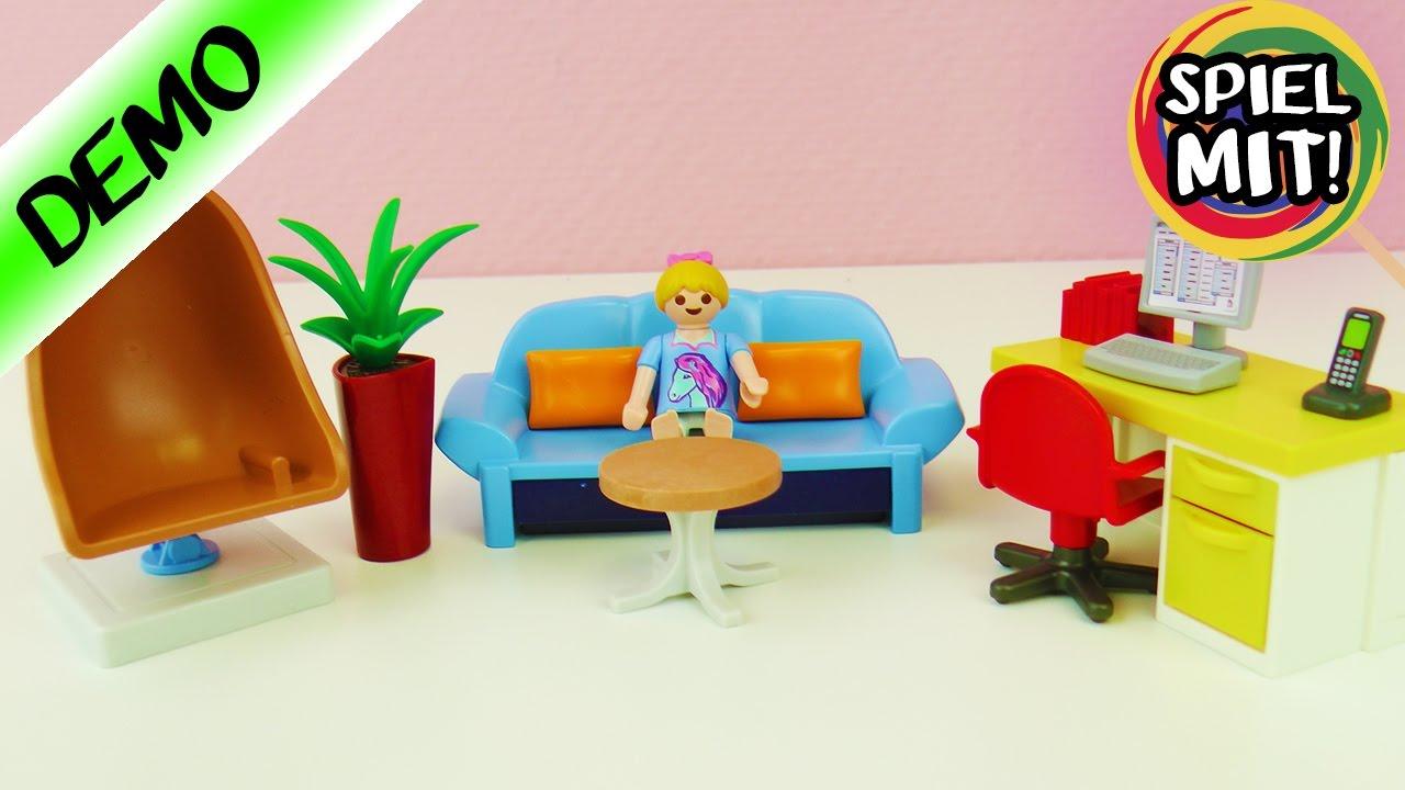 playmobil jugendzimmer f r hannah demo deutsch mit. Black Bedroom Furniture Sets. Home Design Ideas