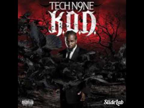 3. Blackened The Sun by Tech N9ne
