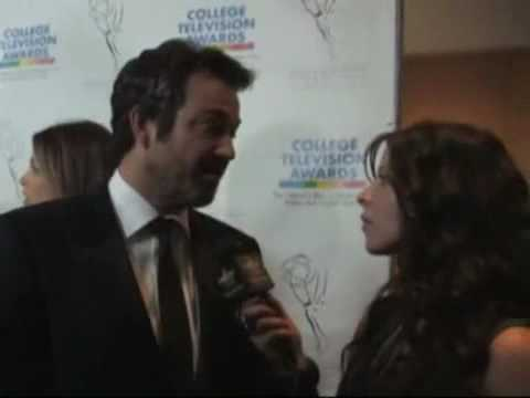 Jon Tenney at The College Television Awards