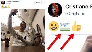 Ronaldo kassiert MEGA-SHlTSTORM für diesen Post !