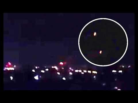 nouvel ordre mondial | UFO over London, UK - September 23, 2017