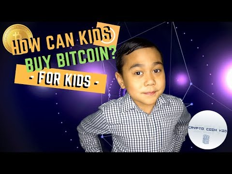 How Can Kids Buy Bitcoin? (for Kids)