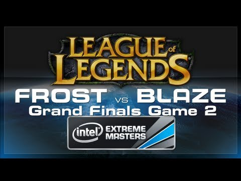 IEM CeBIT Playoffs - CJ Entus Frost vs CJ Entus Blaze - g2