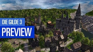 Die Gilde 3 Preview - Alle Infos zu Gameplay & Release
