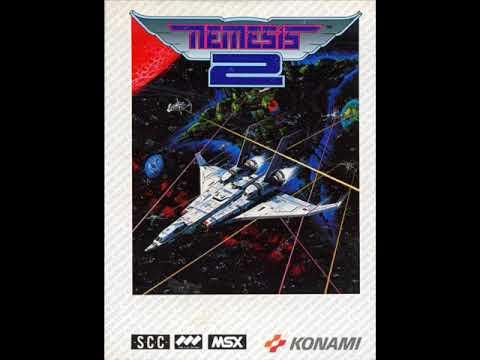 Nemesis 2 MP3 - Stage 5/9 - Fire Trap Stage - Blazed Up