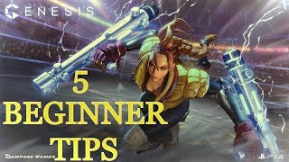 Genesis Beginner Guide: Wards/ Items and Communication: Top 5 tips