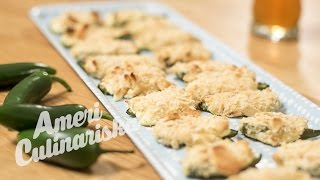 Baked Cheese Stuffed Jalapeños Recipe | Americulinariska