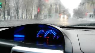 Видеообзор Chery Jaggi QQ6 test drive. Чери Джаги ку ку 6 тест драйв по г.Киев