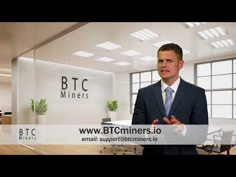 BTC Miners - Best Cloud Mining