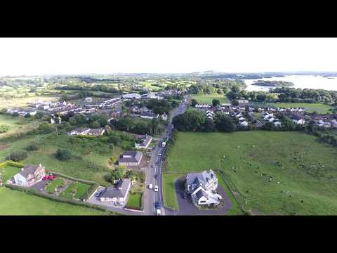 Flying over Virginia Co Cavan