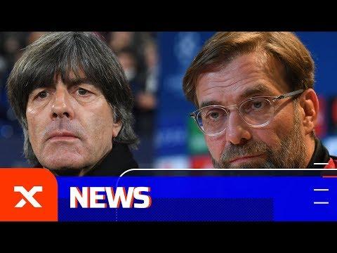 Jürgen Klopp verwundert über Joachim Löws Entscheidung | FC Bayern München - FC Liverpool | SPOX