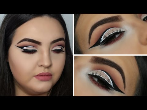 HOW TO SLAY GRAPHIC EYELINER // ABH MODERN RENAISSANCE PALETTE MAKE UP TUTORIAL