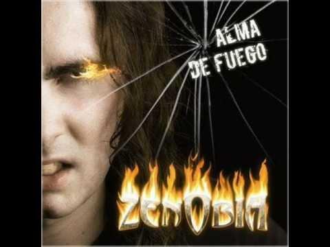 Zenobia - Alma de fuego (Álbum completo)
