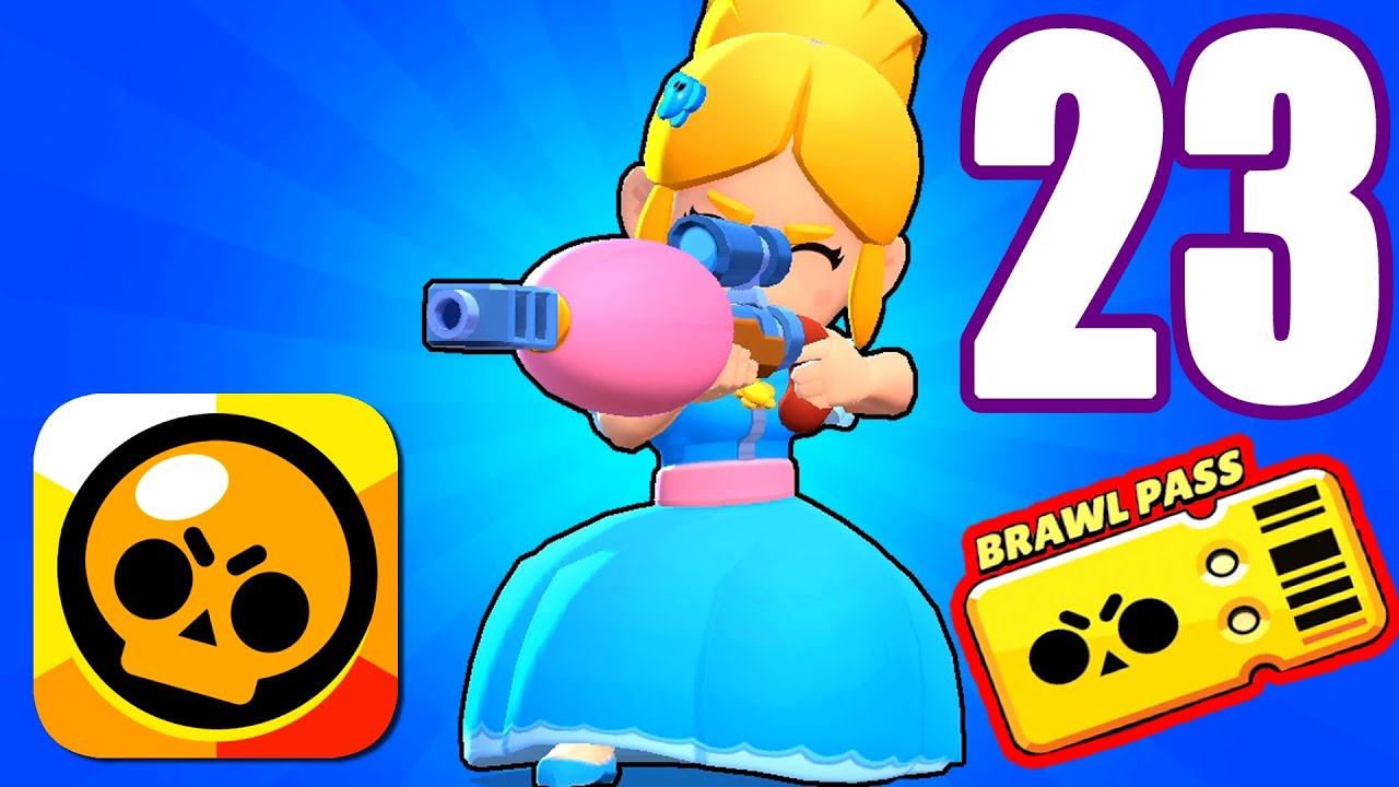 BRAWL PASS ACTIVATE Duo Showdown with Piper (iOs, Android) Part 23 | Power of Gameplay