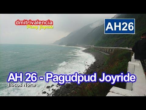 Pinoy Joyride - AH26 Pagudpud Ilocos Norte Joyride
