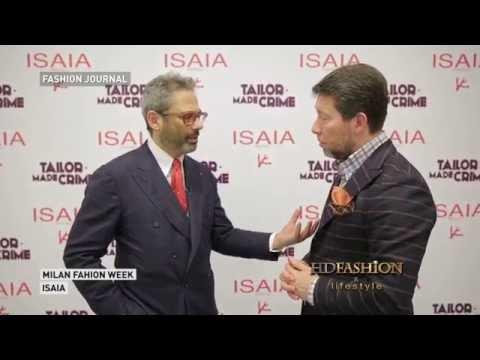 ISAIA FW'16/17 | Fashion Journal | HDFASHION