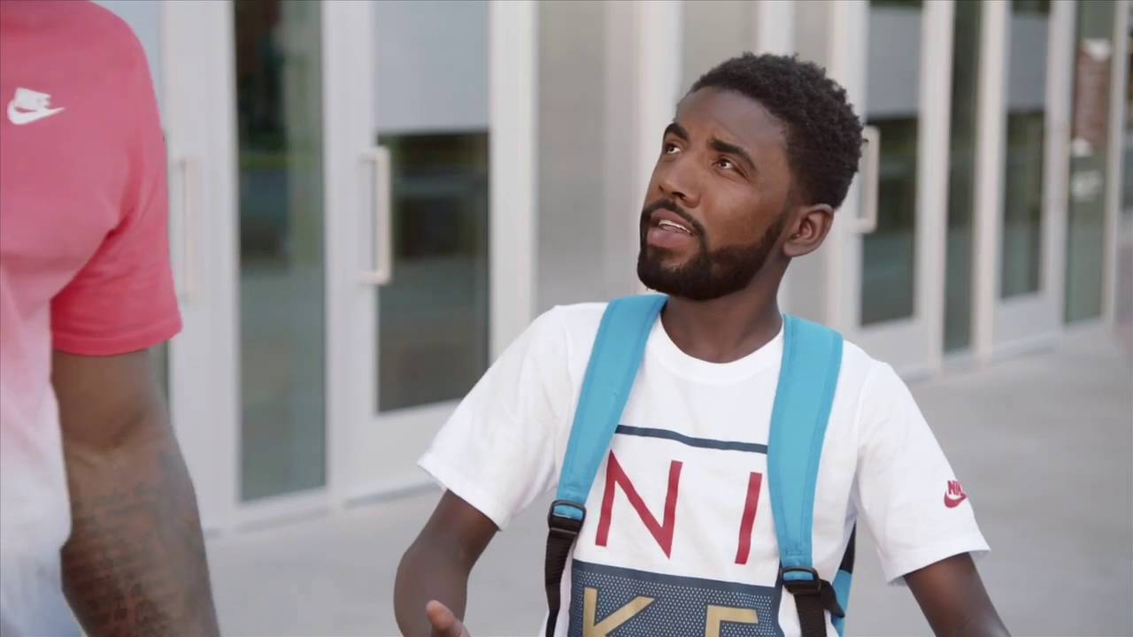 f182b69dedd5 Kyrie Irving Face Swap Goes Horribly Wrong In Funny Footlocker Ad ...