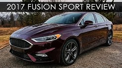 Review | 2017 Ford Fusion Sport | Twin Turbo Tutelage