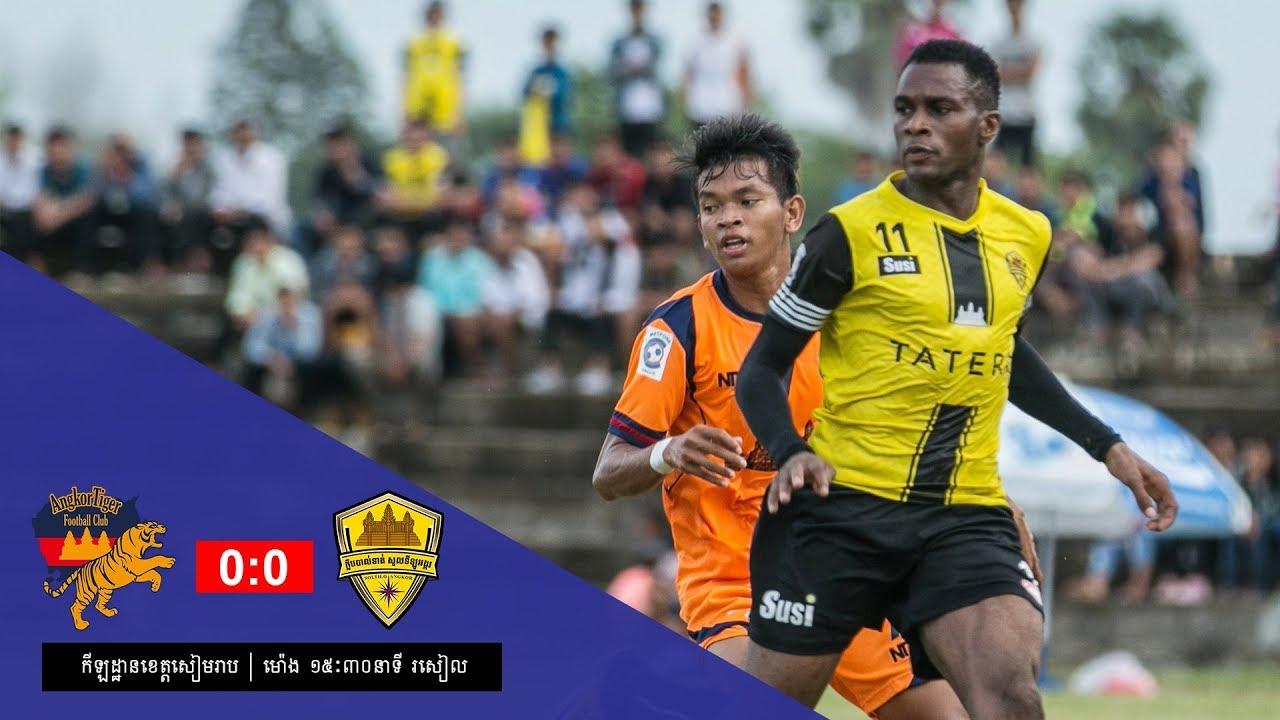 [MCL Week 9] Angkor Tiger (0-0) Soltilo Angkor