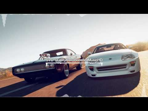 Fast and Furious - Tokyo Drift (KVSH Trap Remix) (Bass Boosted) (HD/HQ)