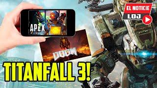 ¡¡¡APEX PARA CELULARES!!!????¡TITANFALL 3 ES REAL!!????DOOM ETERNAL LLEGA A XBOX GAME PASS...