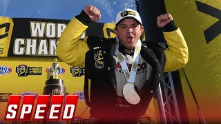 Hines, Enders, Hight and Torrence are 2019 NHRA champions | 2019 NHRA DRAG RACING