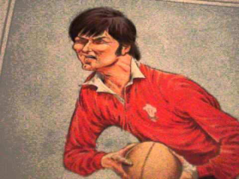 Rugby Union Greats. BARRY JOHN.