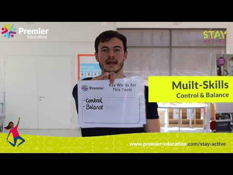 premier-education-'stay-active':-multi-skills-(control-&-balance)