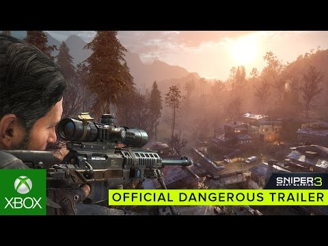 Sniper Ghost Warrior 3 | Official Dangerous Trailer
