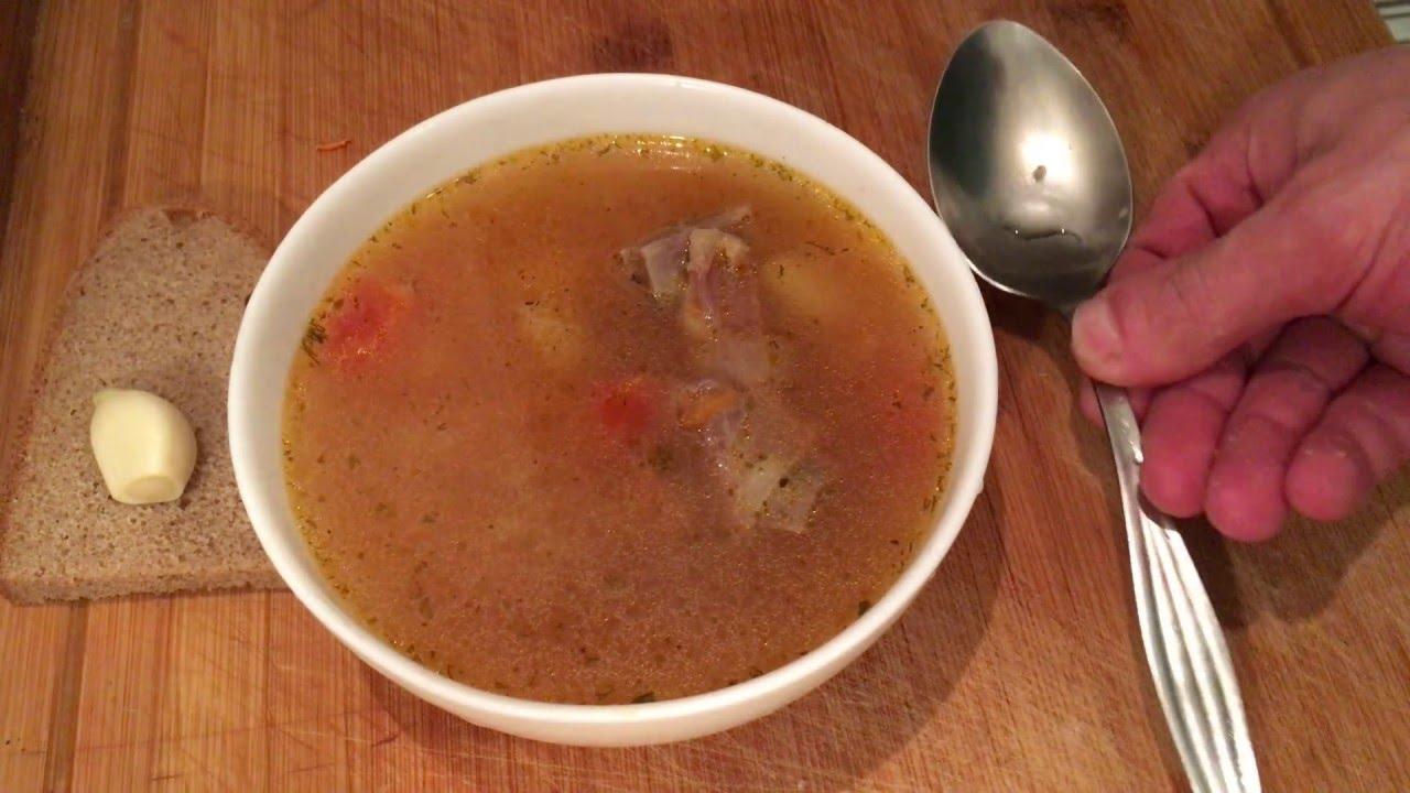 Суп из баранины. Просто готовим шурпу из баранины. Шурпа из баранины - рецепт приготовления дома!