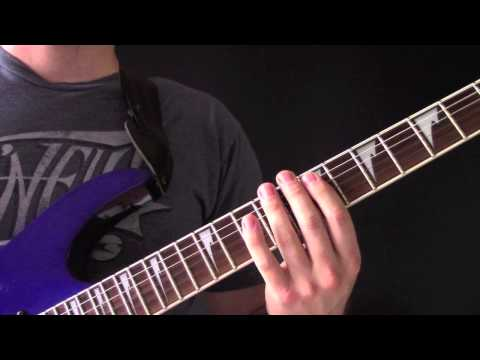 Killswitch Engage The End Of Heartache Guitar Tutorial