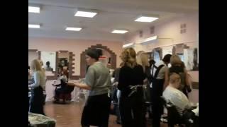Повышение квалификации.Колорист.Обучение парикмахеров.